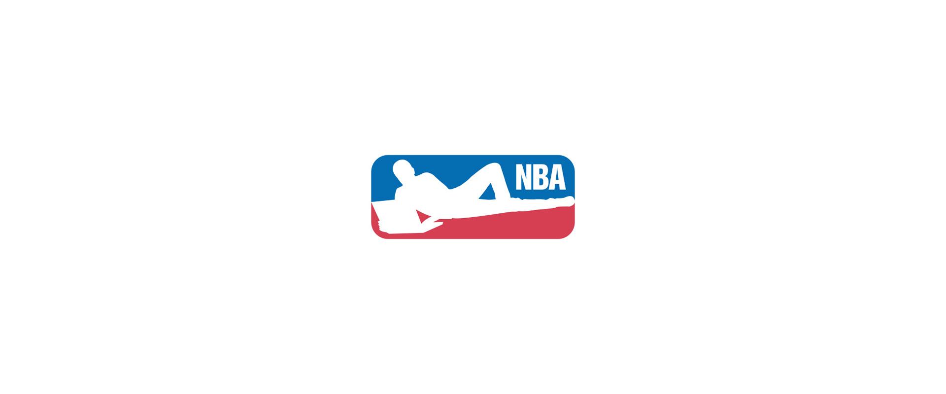 Coronavirus NBA logó