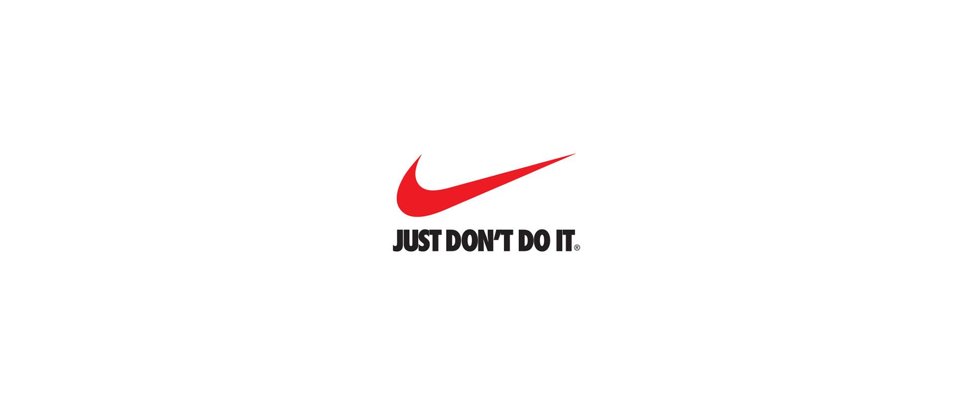 Coronavirus Nike logó