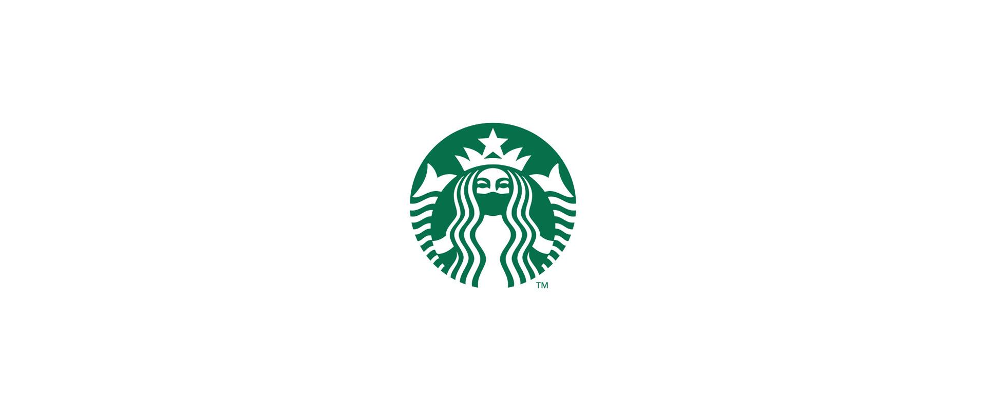 Coronavirus Starbucks logó